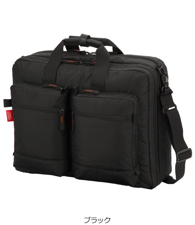 収納力と機動性に優れた人気のおすすめ出張バッグ MANHATTAN PASSAGE Mr.Lauビジネストリッパー 2190