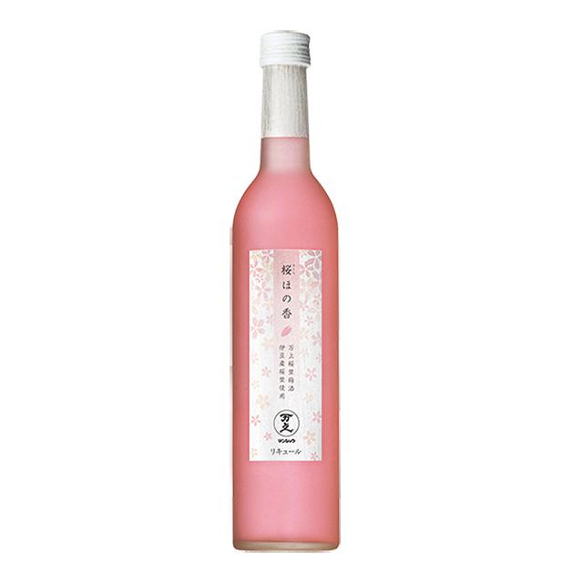 桜ほの香 万上桜葉梅酒