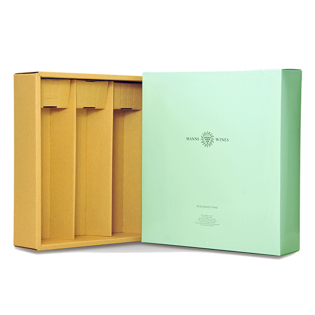 3本入れ化粧箱(720,750ml共用)