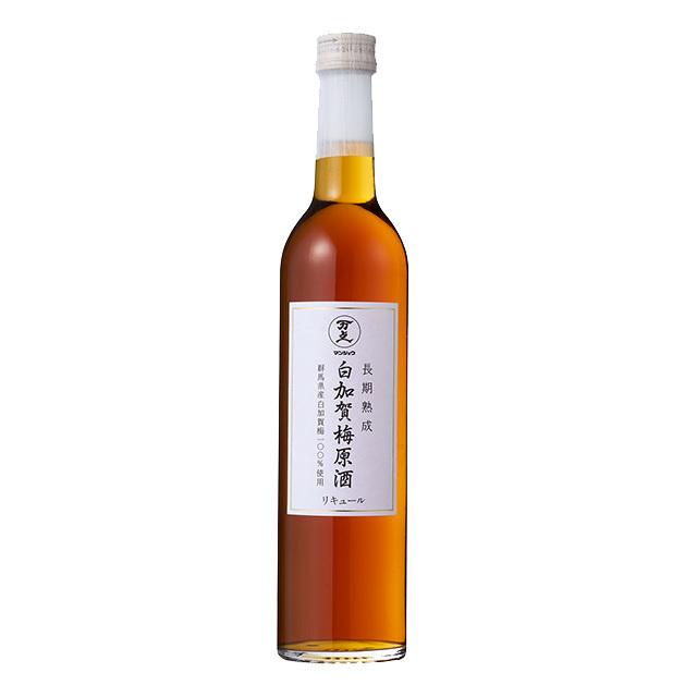 長期熟成白加賀梅原酒