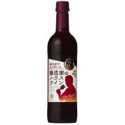 醸造家のハウスワイン 赤 ペットボトル