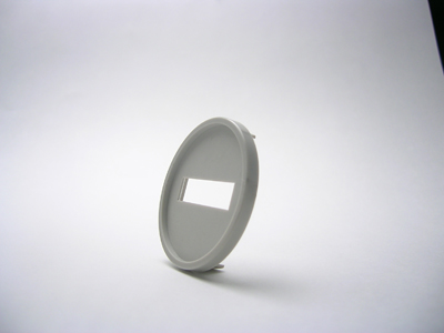 シャチハタ  データーネーム 30号 マスター部(印面部) 日付L/S(印面サイズ:直径30mm) Aタイプ