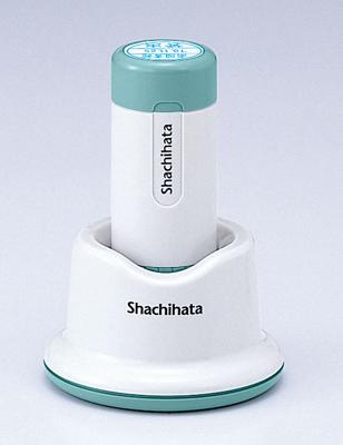 シャチハタ  データーネーム 18号 スタンド式(印面サイズ:直径18mm) Bタイプ(データご入稿商品)