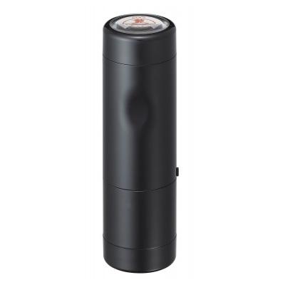 シャチハタ データーネームEX 12号 キャップ式(印面サイズ:直径12.5mm) (領収) 既製品