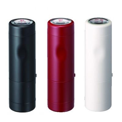シャチハタ データーネームEX 15号 キャップ式(印面サイズ:直径15.5mm) Aタイプ