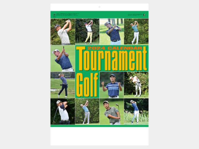 トーナメントゴルフ NK128 カレンダー印刷 2022年度