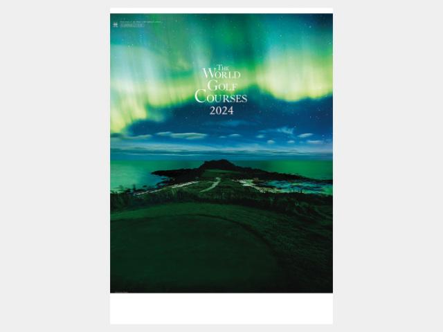 世界のゴルフ場 NK146カレンダー印刷 2019年度