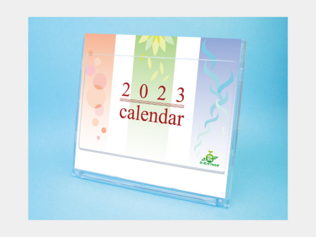マルチ卓上カレンダー NK485カレンダー印刷 2019年度