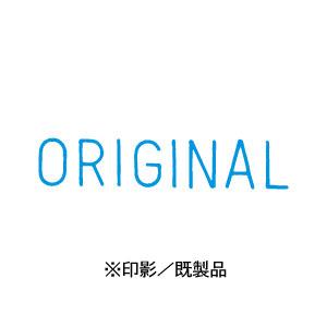 シャチハタ 既製品 Xスタンパー ビジネス用 B型 インキ:藍 【ORIGINAL】 XBN-11113