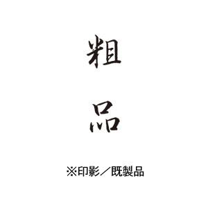 シャチハタ 既製品 Xスタンパー ビジネス用 B型 インキ:黒 【粗品  印面:タテ】 XBN-210V4