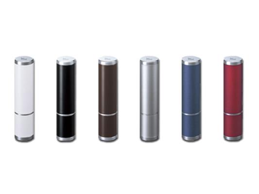 シャチハタ  丸型印 ネーム印 Vivo(ヴィーボ)( 印面サイズ:直径9.5mm) Bタイプ(データご入稿商品)