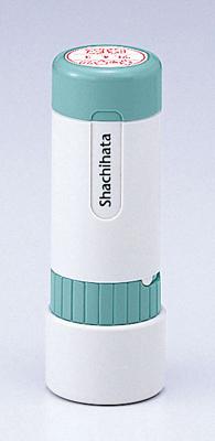 シャチハタ  データーネーム 18号 キャップ式(印面サイズ:直径18mm) Aタイプ