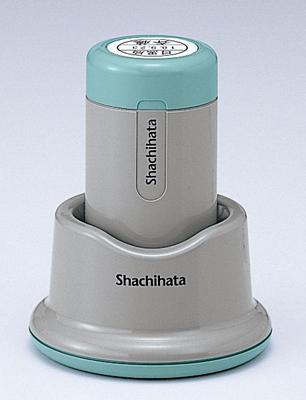 シャチハタ  データーネーム 21号 スタンド式(印面サイズ:直径21mm) Aタイプ