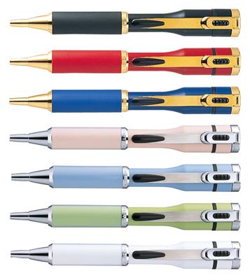 シャチハタ  ネームペン キャップレスS 【S】 カラータイプ 【注意】 ペン本体のみ 印面は付いていません。