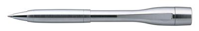 シャチハタ  ネームペン ポケット シルバータイプ 【注意】 ペン本体のみ 印面は付いていません。