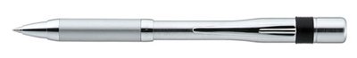 シャチハタ  ネームペン 6 シルバータイプ 【注意】 ペン本体のみ 印面は付いていません。
