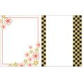 メッセージカード/和風(12枚セット)