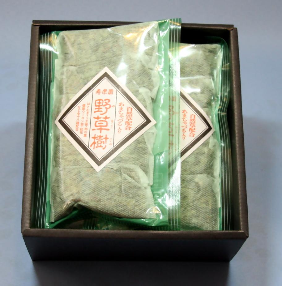 寿楽園のお茶【お徳用セット】