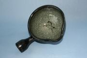 【半谷窯】黒袖納豆鉢(化粧箱・包装・のし対応なし)