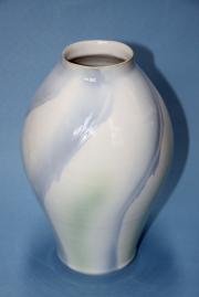 【先達窯】水芭蕉花瓶