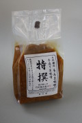 もんま味噌【天然醸造生味噌★特 醸★木樽熟成】
