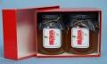 日本ミツバチ【百花蜜】240g入瓶 2本ギフト箱入り