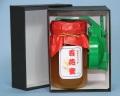 日本ミツバチ【百花蜜】300g入 ハネーパッカー付き ギフト箱入り