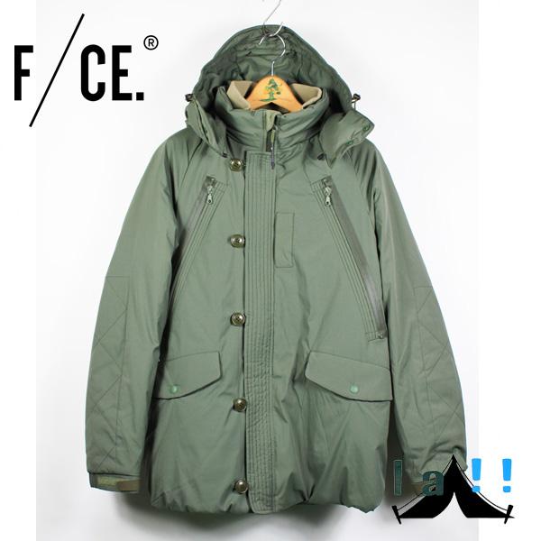 【 F/CE. & NANGA 】 エフシーイー&ナンガ N3B Type Down JK N3Bタイプ・ダウンジャケット