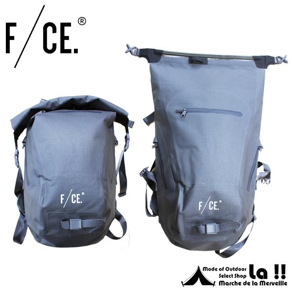 """【 F/CE. 】 エフシーイー """"DRY LINE""""No Seam Rolltop Bag """"ドライライン""""ノーシーム・ロールトップバッグ"""