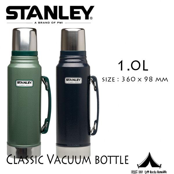 【 STANLEY 】 スタンレー クラシック classic vacuum bottle 真空ボトル 1.0 L