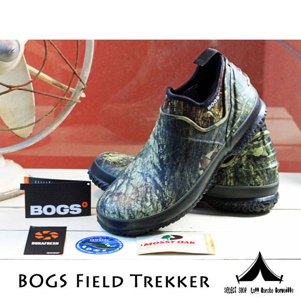 【 BOGS 】 ボグス FIELD TREKKER フィールドトレッカー