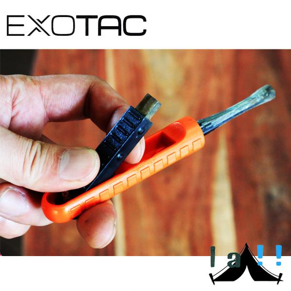【 Exotac 】 エキゾタック PolyStriker XL ポリストライカーXL