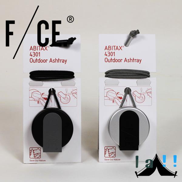 【 F/CE. × ABITAX 】 エフシーイー×アビタックス Outdoor Ashtray