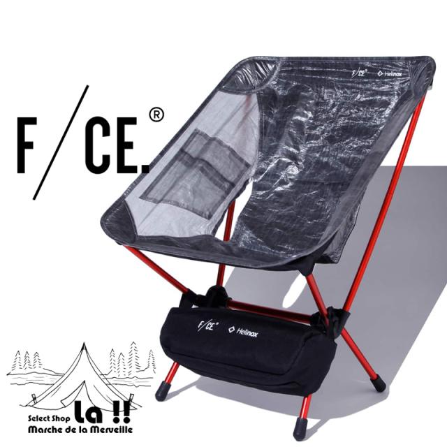 【 F/CE. 】 エフシーイー ( 限定品 ) Helinox Tactical Chair Dyneema ヘリノックス タクティカル チェア ダイニーマ