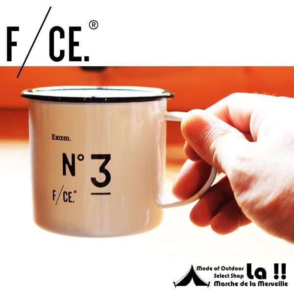 【 F/CE. × Crow Canyon Home 】 エフシーイー×クロウキャニオンホーム NO.3 LINE Mug