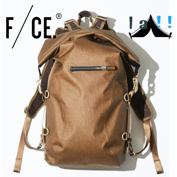 "【 F/CE. 】 エフシーイー ""DRY LINE""No Seam Zip Lock Bag ""ドライライン""ノーシームジップロックバッグ"
