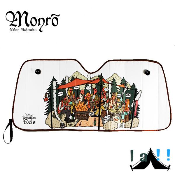 【 Monro 】 モンロ カー・サンシェード