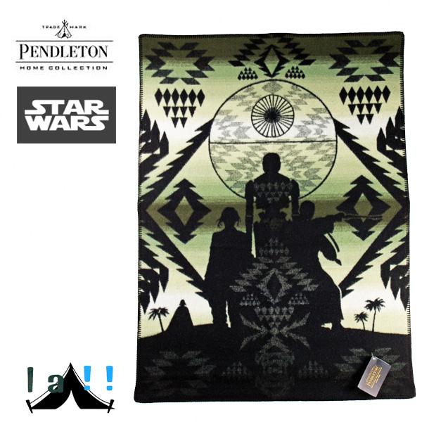 【 Pendleton Woolen Mills 】 ペンドルトン PWM Starwars Muchacho  Rogue1 ムチャチョブランケット スターウォーズコレクション ローグワン