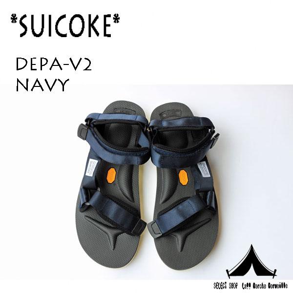 【 Suicoke 】 スイコック DEPA-V2 Sandal サンダル