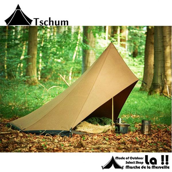 【 Tschum 】 チャン 【予約商品】 KAMA 1P Cotton Tent カーマ 1P テント