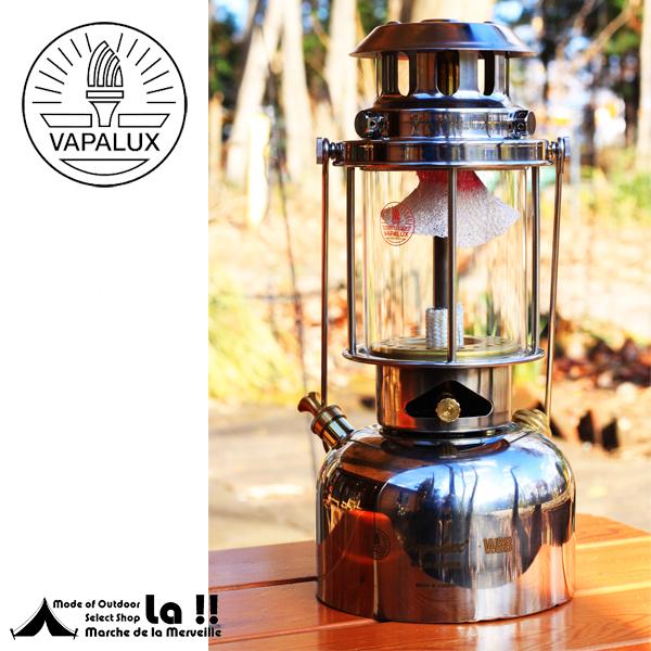 【 Vapalux 】 ヴェイパラックス 【予約商品】 300SB  Kerosene Lantern 300ステンレス&ブラス ケロシン(灯油)ランタン