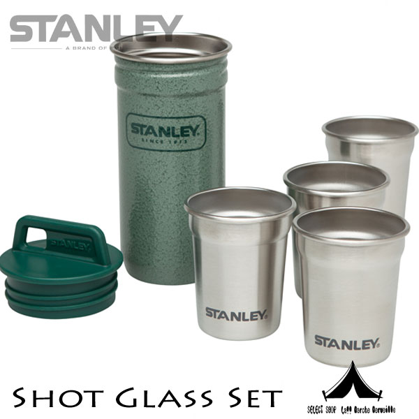 【 STANLEY 】 スタンレー Shot Glass Set ショットグラスセット