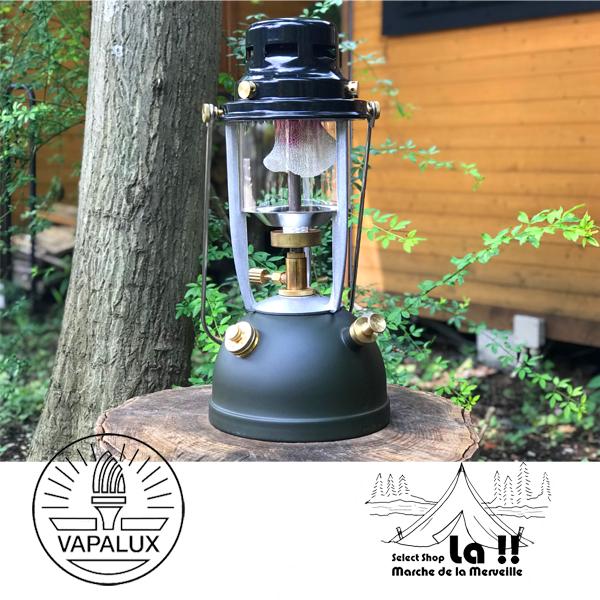 【 Vapalux 】 ヴェイパラックス 【限定カラー:オリーブ】 M320  Kerosene Lantern ケロシン(灯油)ランタン