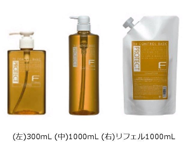 FIOLE(フィオーレ)  シャンプー Fプロテクトシャンプー(ベーシック・リッチ) 300ml/1000ml/1000ml(詰め替え)  正規商品