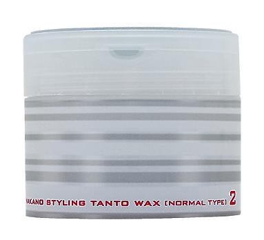 ナカノ製薬(NAKANO)   スタイリング剤  タントワックス2  ノーマルタイプ  90g  正規商品