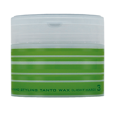ナカノ製薬(NAKANO)   スタイリング剤  タントワックス3  ライトハード  90g 正規商品