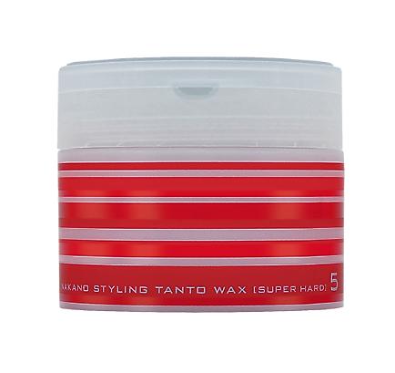 ナカノ製薬(NAKANO)   スタイリング剤  タントワックス5  スーパーハード  90g  正規商品