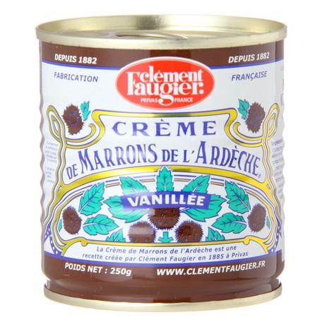 クレマン・フォジエ マロン・クリーム 缶詰250g フランス