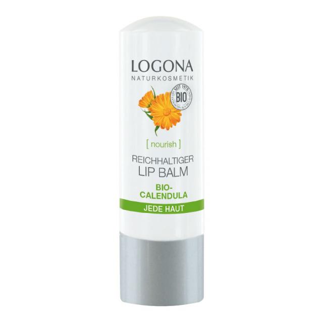 LOGONA リップクリーム(キャレンデュラ)4.5g リップケア ロゴナ