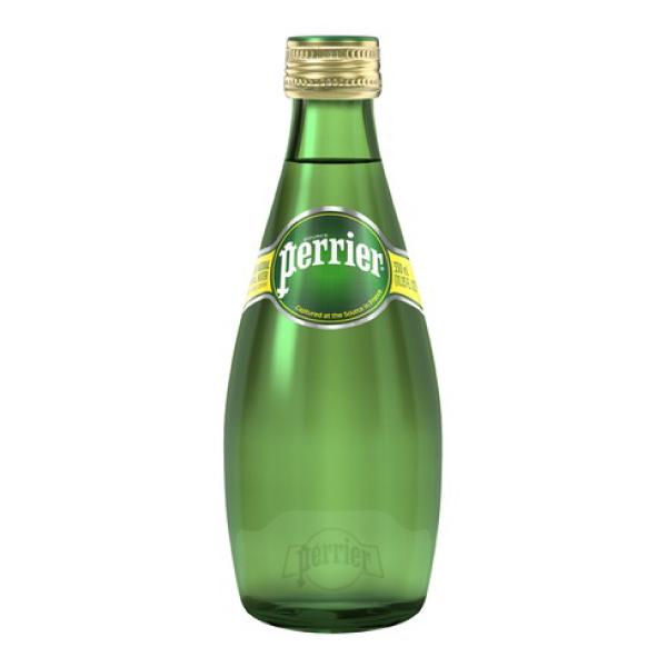 Perrier(瓶)330ml 炭酸水 炭酸入ナチュラルミネラルウォーター ペリエ